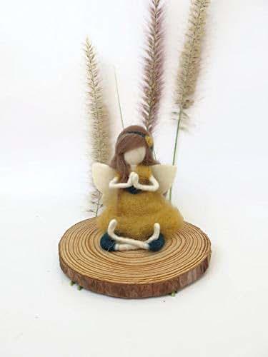 Amazon.com: Yoga Doll for Studio Decoration Yoga Accessories ...