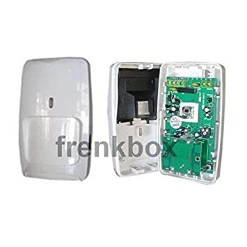 Sensor de volumétrico al ras para central 433 Mhz PIR detecta movimiento y calor