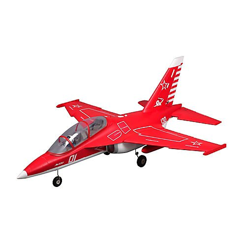 Yak 130 Jet PNP, 70mm: Red