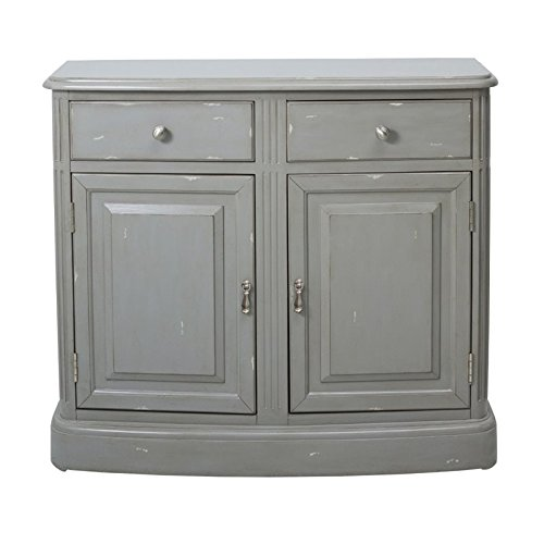 (Pulaski Accent Chest in Weathered Gray)