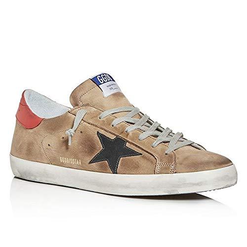 Golden-Goose-Deluxe-Brand-Superstar-Brown-Leather-Mens-Sneaker-G36MS590T71