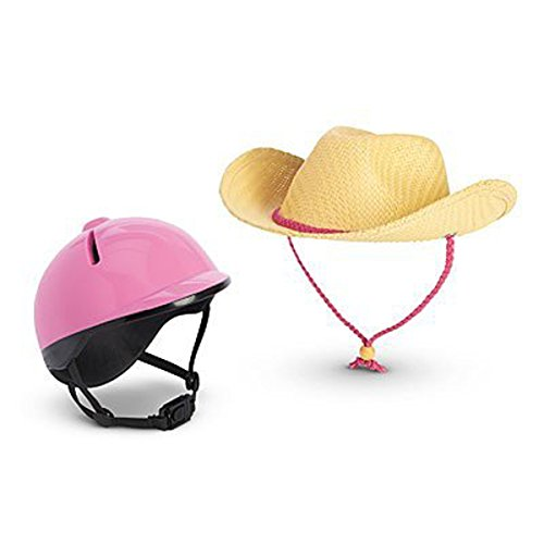 New American Girl - Riding Hat and Helmet for Dolls - MY AG 2014 supplier