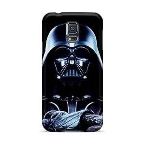 JohnPrimeauMaurice Samsung Galaxy S5 High Quality Hard Phone Case Allow Personal Design High-definition Games Darth Vader Pattern [hmF23062qWga]