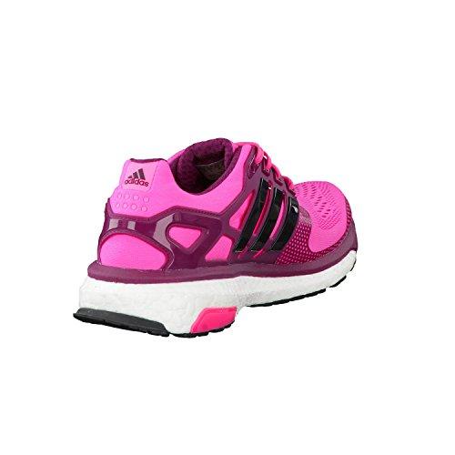 adidas Energy Boost 2 Esm W - Zapatillas de running Mujer Rose (Rossol/Noiess/Rotrbi)