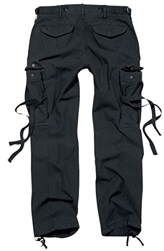 Brandit M65 11001 Black cargo Ladies B Trouser Pantalon femme wxaPwBq