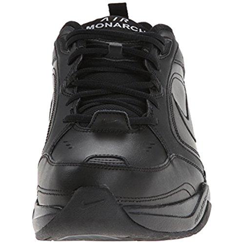 Nike Herren Air Monarch Iv Fitnessschuhe Nero / Nero