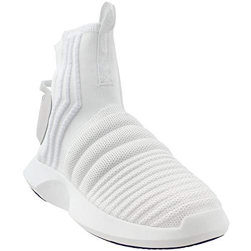 adidas Crazy 1 ADV Sock PK Running White Running White Real Purple Shoes  CQ1012 5e0f9b29f