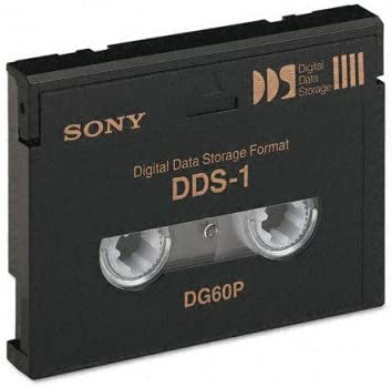 SONDG60P Sony DDS-1 Data Cartridge