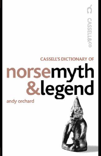 Cassell's Dictionary of Norse Myth & Legend (Cassell Reference)