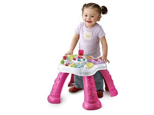 VTech Sit-To-Stand Learn & Discover Table, (Musical Activity Table)