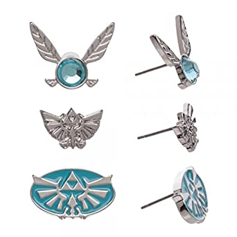 Image result for zelda earrings