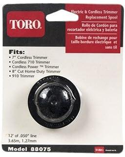 3 Pack Toro 88545 String Trimmer 0.08 Single Line Spool