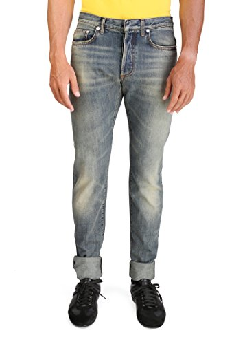 Dior Homme Men's Slim Fit Denim Jeans Pants Light - Men Dior Jeans