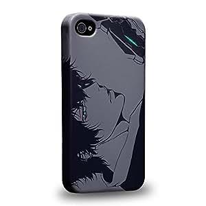 Case88 Premium Designs Psycho-Pass Shinya Kogami Akane Tsunemori Nobuchika Ginoza Tomomi Masaoka 1279 Carcasa/Funda dura para el Apple iPhone 4 4s