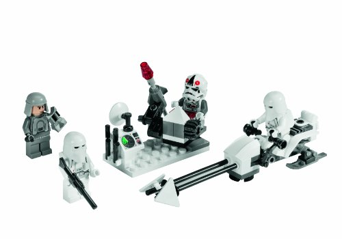 LEGO Star Wars Snowtrooper Battle dp BKCNVY