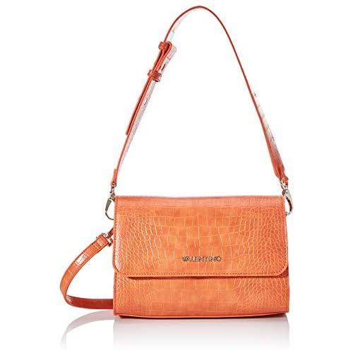 chollos oferta descuentos barato Valentino by Mario Summer Memento Bolsos bandolera Mujer Naranja Arancione 8x15x23 cm B x H T