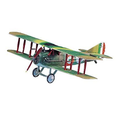 Academy SPAD XIII WWI Fighter Airplane Model Building Kit: Toys & Games