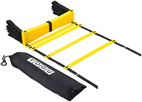 YOGU Agility Ladder Set Training Speed Ladder Footwork Equipment