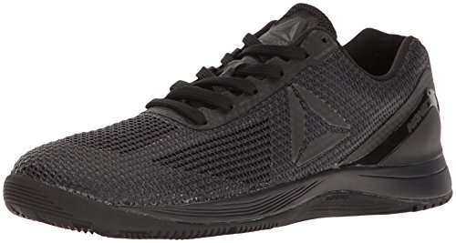 Reebok Women's Crossfit Nano 7.0 Sneaker Lead/Black/Black