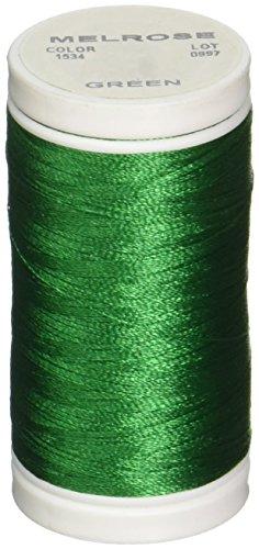 Iris Melrose Thread, 600-Yard, Green