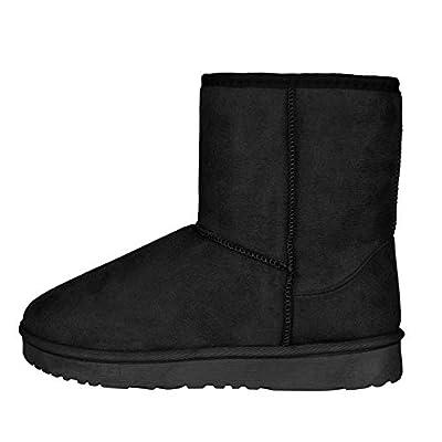 Fancyskin Women's Classic Winter Snow Short Boots Waterproof