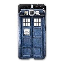 Case Samsung Galaxy Grand Prime Doctor Who - - tardis black -