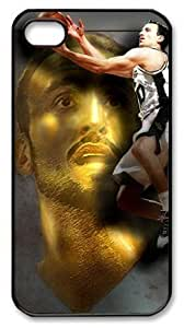 LZHCASE Personalized Protective Case For Iphone 6 4.7Inch CoverManu Ginobili, NBA San Antonio Spurs