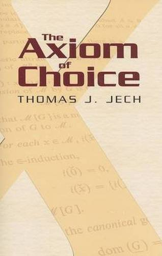 Download The Axiom of Choice (Dover Books on Mathematics) pdf epub