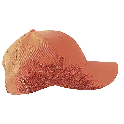 DRI Duck PHEASANT CAP-POLY BLAZE FITS ALL
