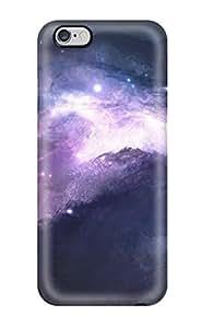 Premium Tpu Hd Space Cover Skin For Iphone 6 Plus
