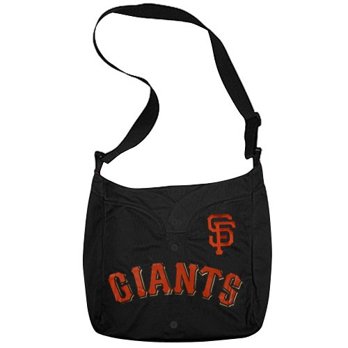Littlearth Jersey Tote - Littlearth MLB San Francisco Giants Jersey Tote