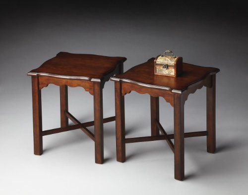 Butler Specialty Bunching Table in Plantation Cherry