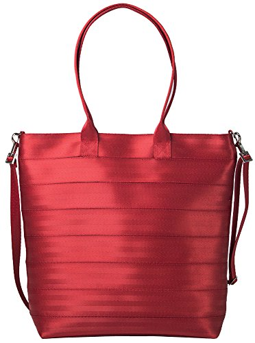 Harveys Seatbelt Bags Streamline Tote Red
