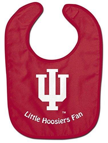Ncaa University Indiana - WinCraft NCAA Indiana University WCRA2019714 All Pro Baby Bib