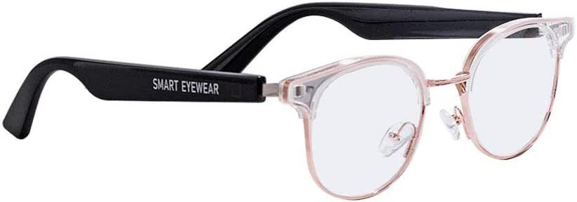 Joick Bluetooth Audio Sunglasses Portable Travel Handsfree Music Wireless Sunglasses Eyewear, Kx-05, Anti Blue Light