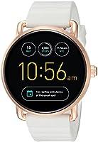 Fossil Q Wander Gen 2 White Silicone Touchscreen Smartwatch FTW2114