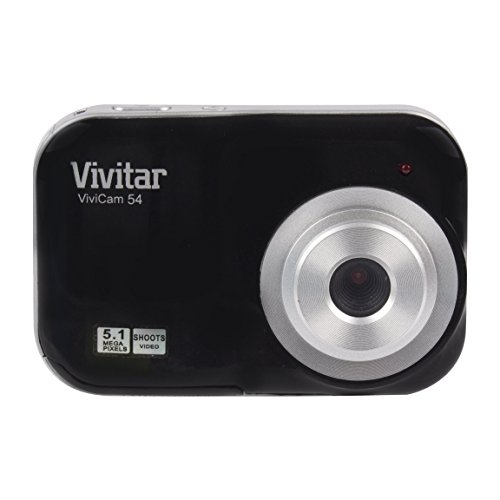 Vivitar 5.1MP Digital Camera – Color and Style May Vary