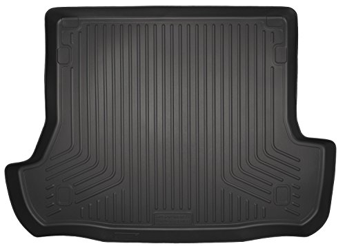 Husky Liners Cargo Liner Fits 10-18 4Runner w/ 3rd row seats (Rubberized Cargo Mat)