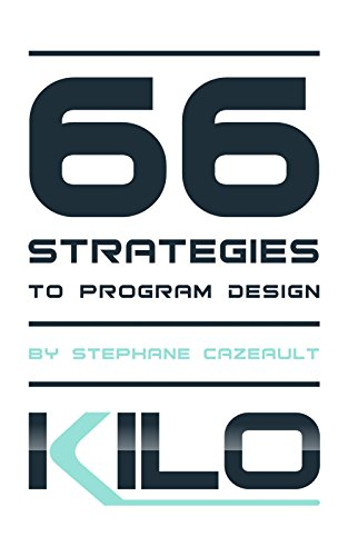 66 Strategies to Program Design