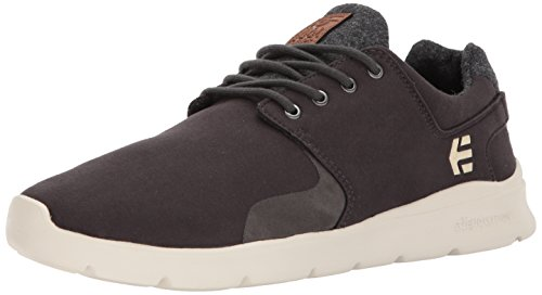 New Etnies Skateboarding Shoes - Etnies Men's Scout XT Skate Shoe, Black Raw, 11.5 Medium US