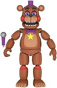 Funko - Five Nights At Freddy's Pizza Simulator - Rockstar Freddy Figura Coleccionable de Vinilo, Multicol