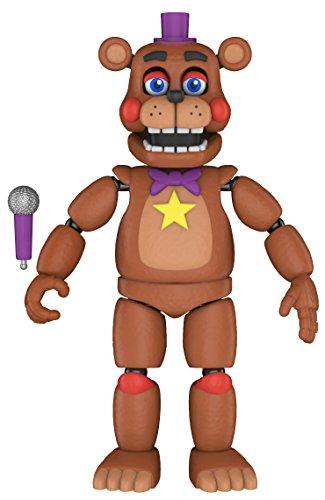 Funko Five Nights at Freddy's Pizza Simulator - Rockstar Freddy Collectible Figure, Multicolor