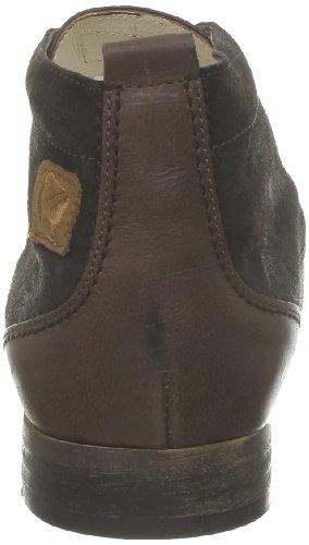 Kost - Botas de terciopelo para hombre Marrón (Marron (Ebene Marron))