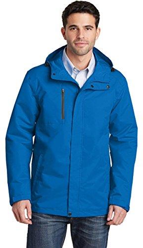 Jacket Portuale Autorità Blue J331 Le Condizioni Direct Tutte q6qg1awZI