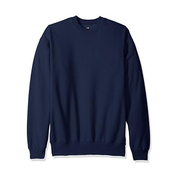 Hanes-Mens-Ecosmart-Fleece-Sweatshirt