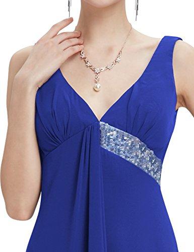 Ever-Pretty HE09981RD08 - Vestido para mujer Sapphire Blue