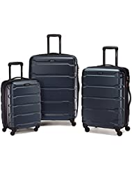 Samsonite Omni PC 3 Piece Hardside Spinner Set (Teal)