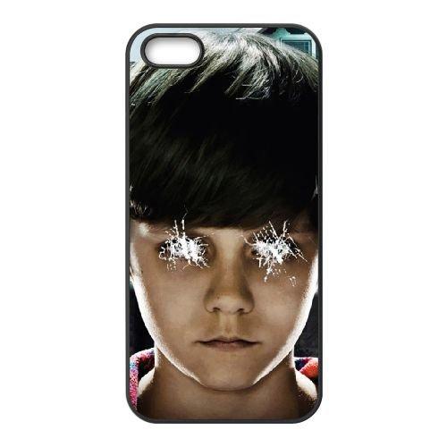 Insidious Chapter 2 coque iPhone 4 4S cellulaire cas coque de téléphone cas téléphone cellulaire noir couvercle EEEXLKNBC25930