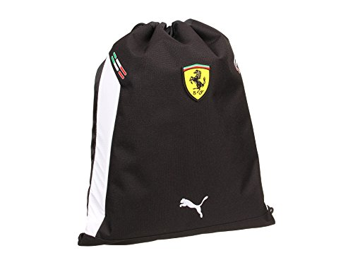 Puma Ferrari Motorsport Men's Unisex Carrysack Gym Bag - Puma Collection Motorsport