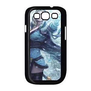 CRYSTAL MAIDEN Samsung Galaxy S3 9300 Cell Phone Case Black DIY Gift pxf005-3679564